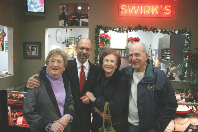 Swirk Jewelry – One Hundred Sparkling Years