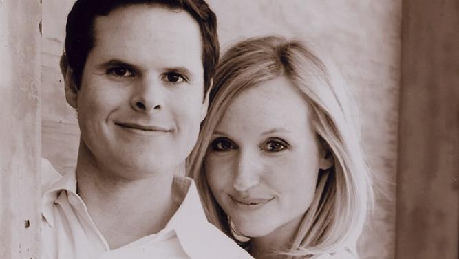 Congratulations, Jane & Bryson!