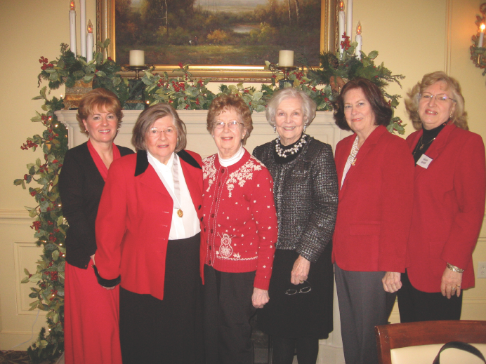 Colonial Dames of America – Holiday Luncheon and Gift Exchange