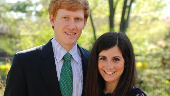 Congratulations, Emily & Wesley!