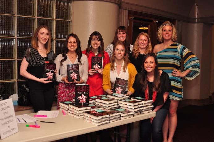 Women's Foundation of Greater Kansas City – Lauren Conrad Meet and Greet