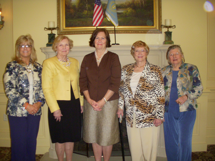 Colonial Dames of America Chapter XIII – Annual Meeting and Spring Luncheon