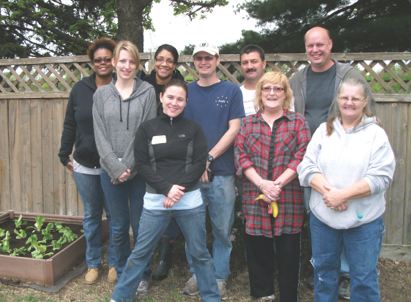 Cheers to Volunteers! – Newhouse Shelter