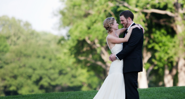 Congratulations, Mr. & Mrs. Dietrich!
