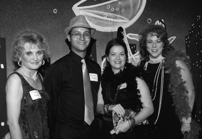 The Kansas City Club – Annual Speakeasy Party