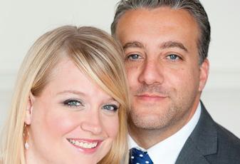 Congratulations, Jennifer & Jake!