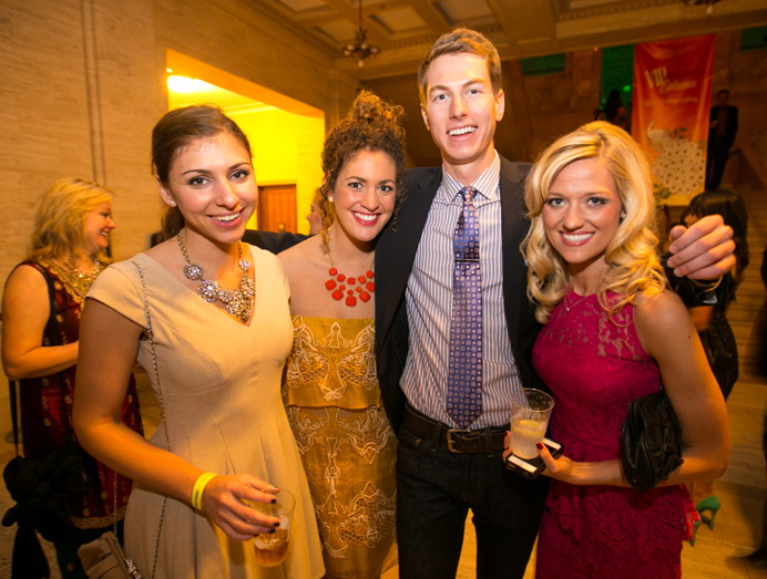 The Young Friends of Art – Party Arty