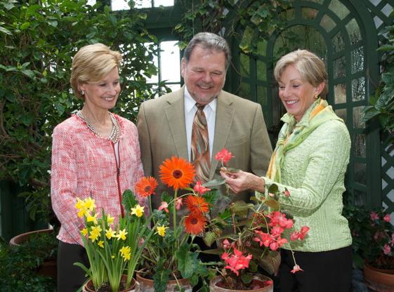 The Westport Garden Club – Entertaining Gardens