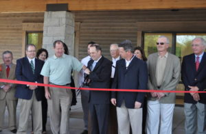 Milburn Country Club – Clubhouse Ribbon Cutting