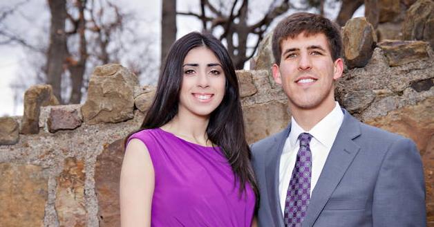 Congratulations, Stephanie & Jeffrey!