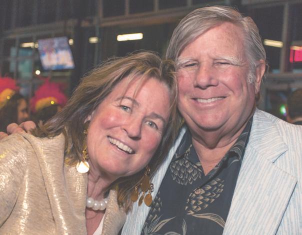 Cheers to Volunteers – Janet Curran