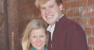 Congratulations, Anne & Peter!