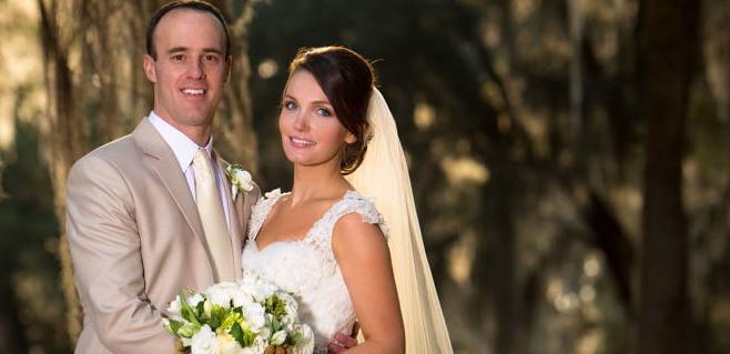 Congratulations, Mr. & Mrs. Pendleton!