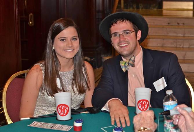 Jewel Ball Party – Gatsby Casino Party