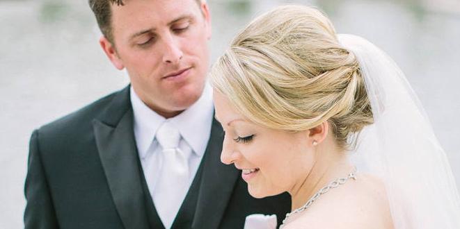 Congratulations, Mr. and Mrs. Metzler!