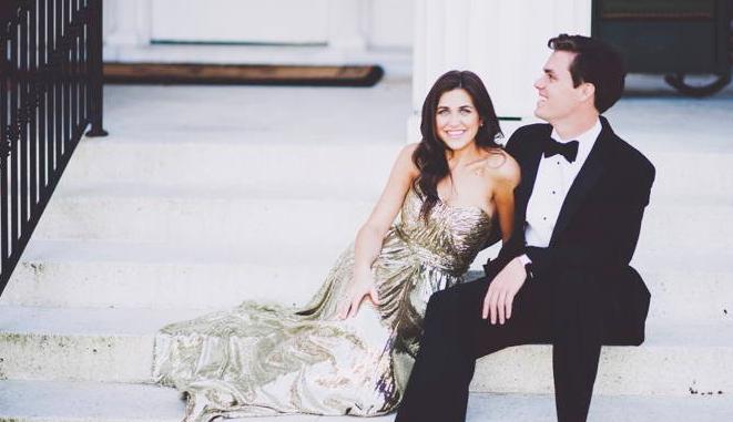 Congratulations Lauren and Steven!