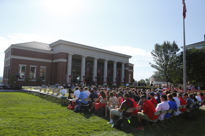 William Jewell College – Opening Convocation Ceremony