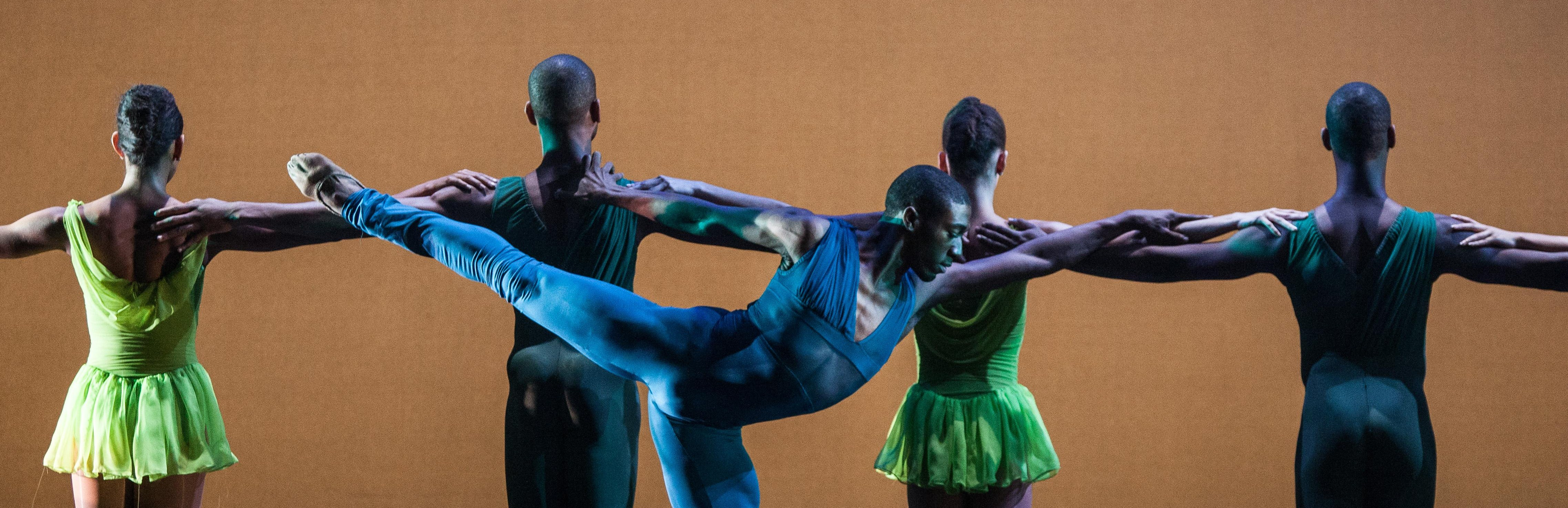 WELCOME BACK: Dance company returns in fine form after eight-year pause