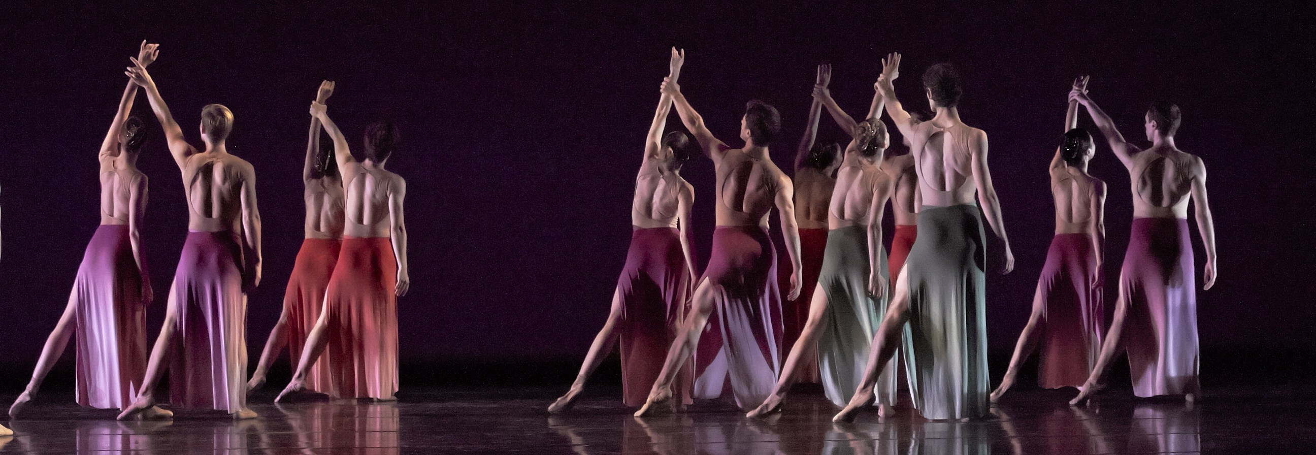 EMBRACEMENT OF RICHES: Ballet's 'state-of-the-company' season-opener offers rewards