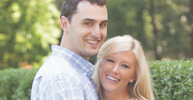 Congratulations, Brooke & Dane!