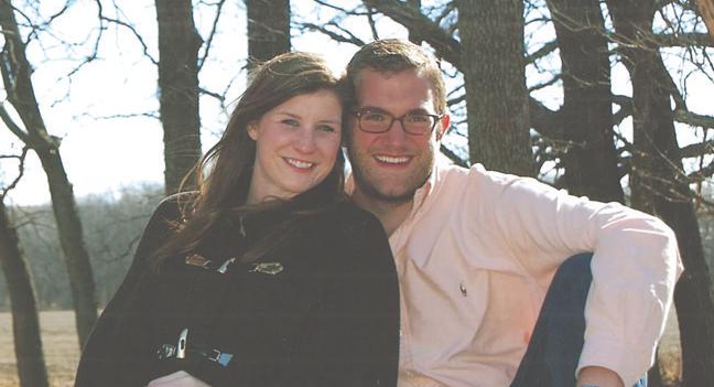 Congratulations, Allison & Jake!