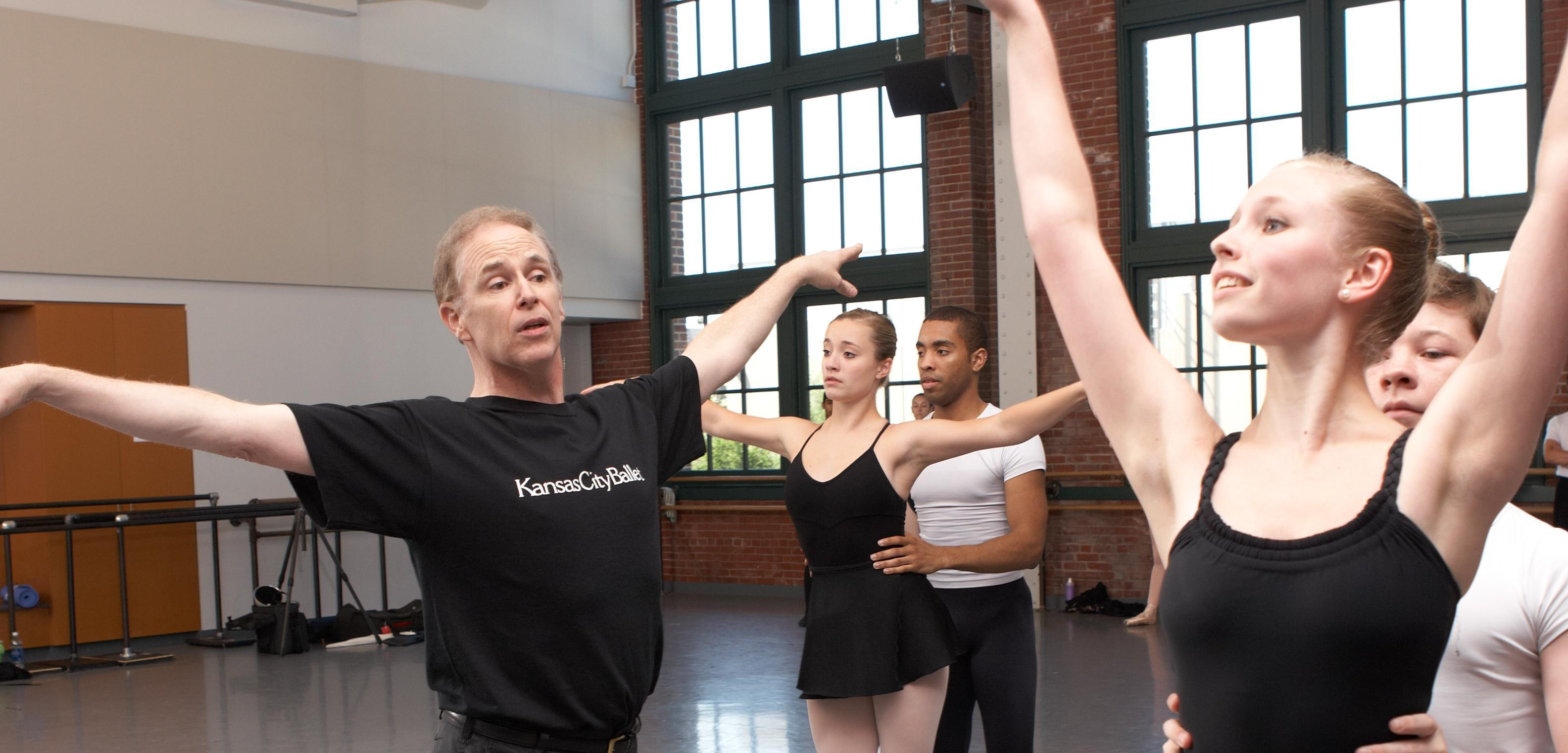 NUTCRACKER AND BEYOND: A DISCUSSION WITH DEVON CARNEY