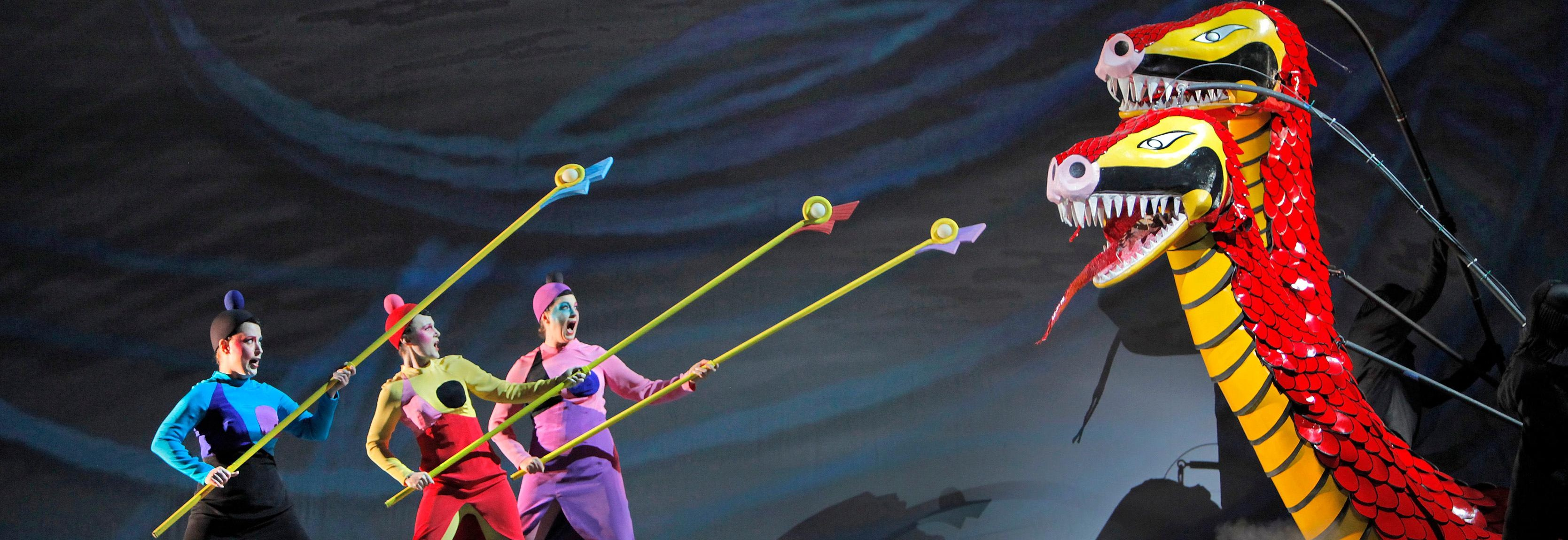 MAGIC INDEED: Lyric brings designs by world-renowned artist to Kauffman stage