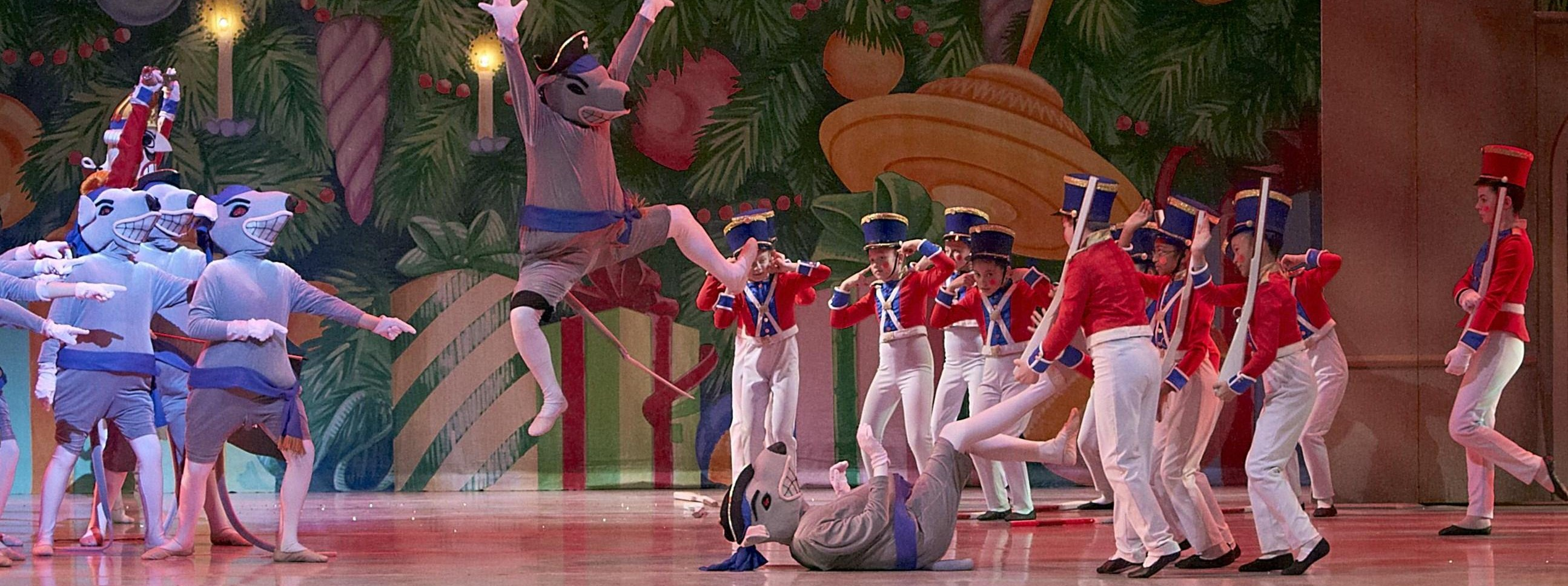 SOMETHING OLD, NEW, BORROWED: KC Ballet spiffs up Nutcracker as it sets sights on a new one