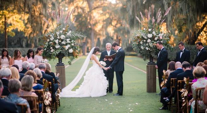 Congratulations, Mr. and Mrs. Pendleton II!