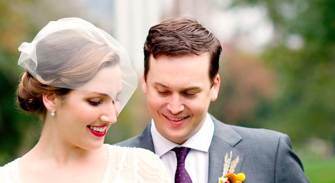Congratulations, Mr. and Mrs. Martin!