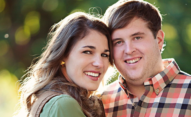 Congratulations, Rachel and Nathan!