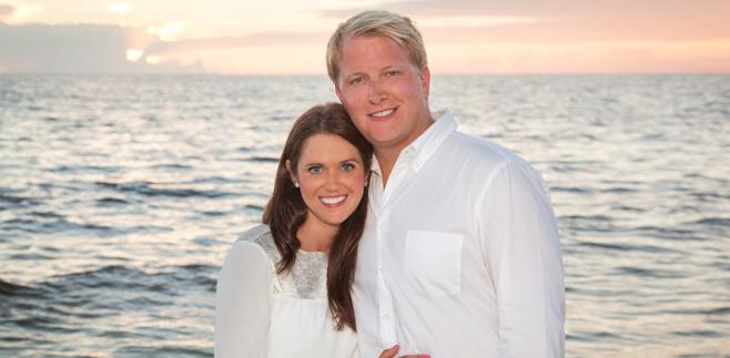 Congratulations, Lauren and Thomas!