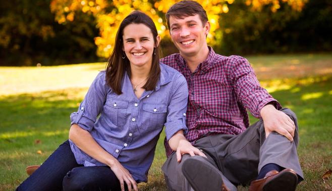 Congratulations, Lynn & David!