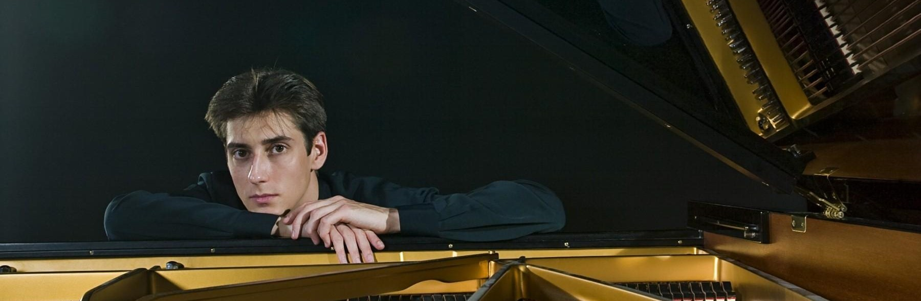 RUSSIA, GERMANY, BRITAIN AND BEYOND: Harriman series brings pianistic giant for a second visit