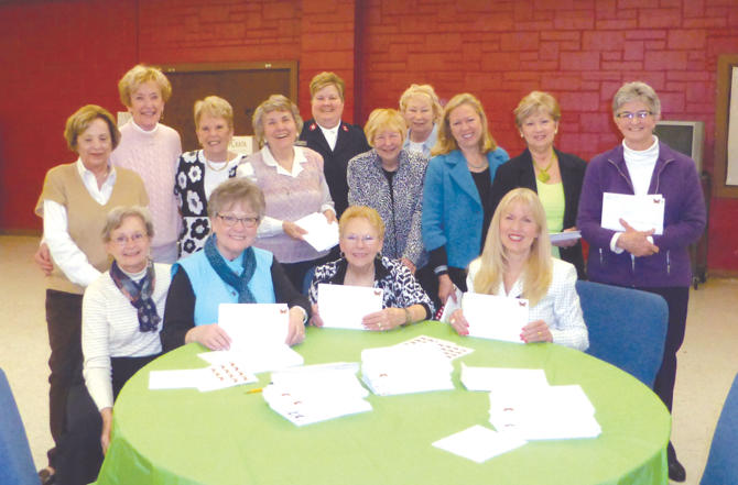 Salvation Army – Women's Auxiliary
