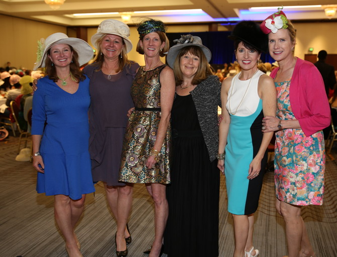 United Cerebral Palsy of Greater Kansas City – Hats Off to Mothers Luncheon