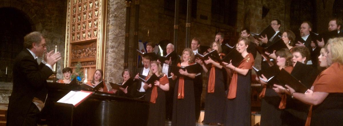 SING YE OF SOLIDITY: Chorale's new season continues on a road toward fiscal and artistic success