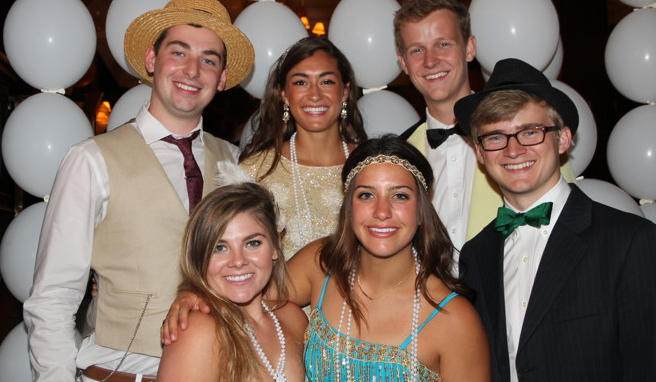 The Jewel Ball – Great Gatsby Party