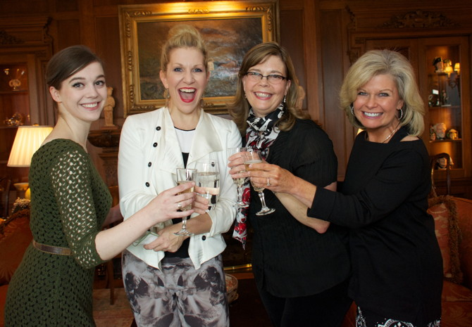 2014 Lyric Opera Ball Auction – Champagne Tea