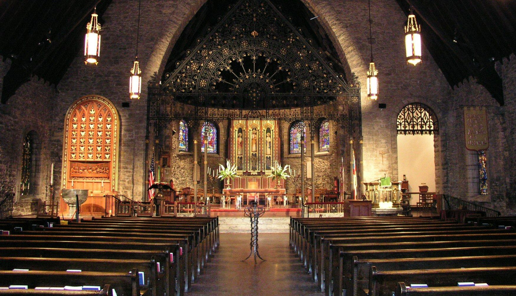MUSIC THAT UNITES WHERE DOCTRINE CAN'T: Local Cathedrals see eye-to-eye on concert series