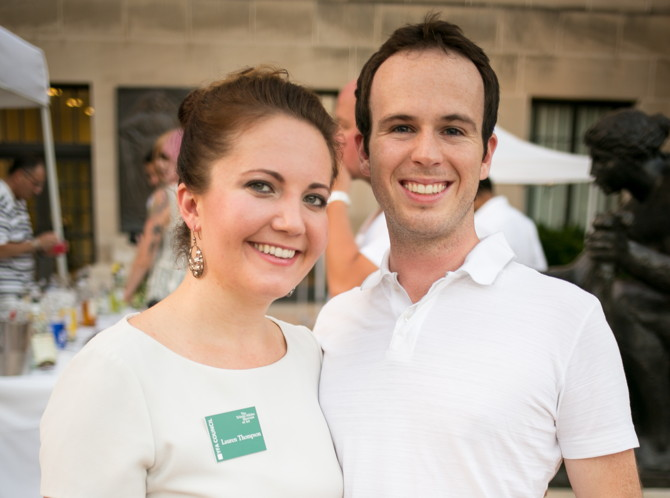 The Nelson-Atkins Museum of Art – Summer White Party
