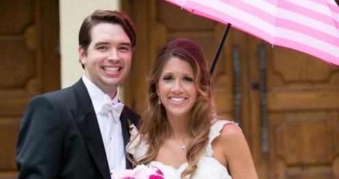 Congratulations, Mr. and Mrs. Craig!