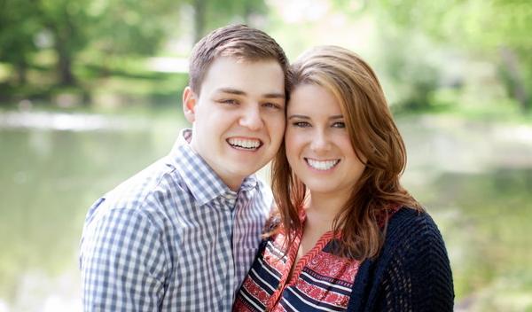 Congratulations, Danielle and Matt!