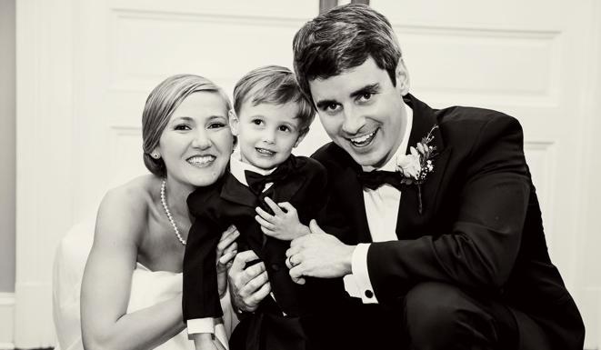 Congratulations, Mr. & Mrs. Keatley!