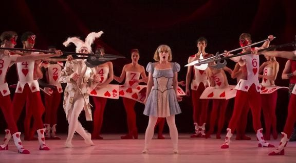 WONDERING ABOUT 'ALICE': KC Ballet's production is colorful, entertaining, and just plain strange