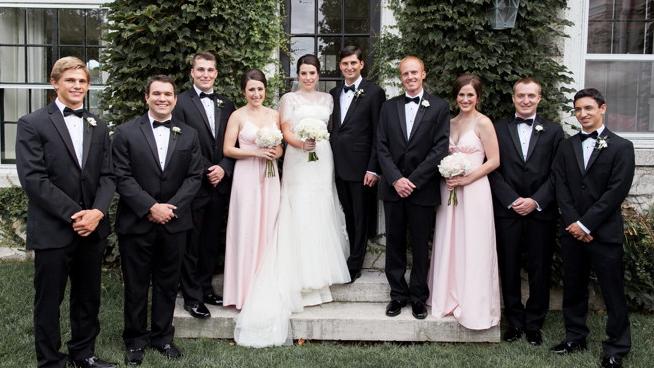 Congratulations, Mr. & Mrs. Duerst!