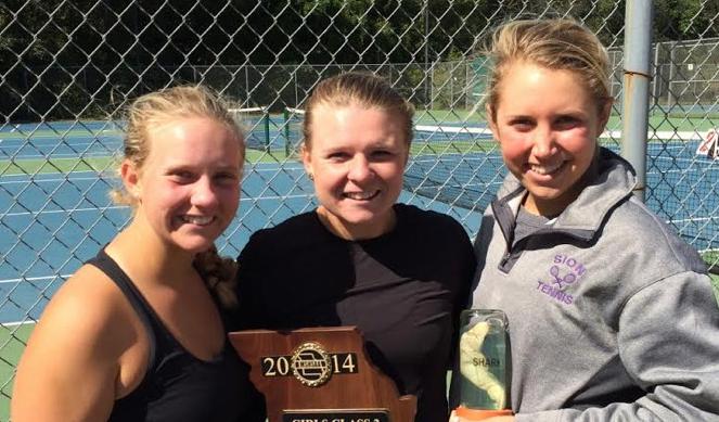 Notre Dame de Sion – Girls' Tennis Class 2 District Tournament