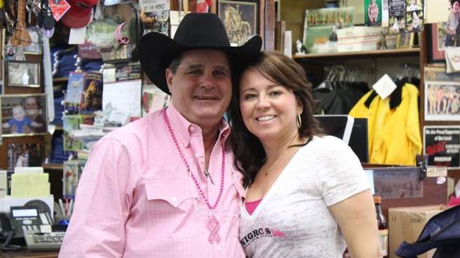 Nigro's Western Store – Boots & Breast Cancer