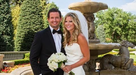 Congratulations, Mr. & Mrs. Sansale!