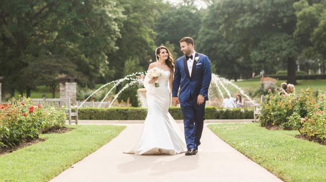 Congratulations, Mr. & Mrs. Daniel!